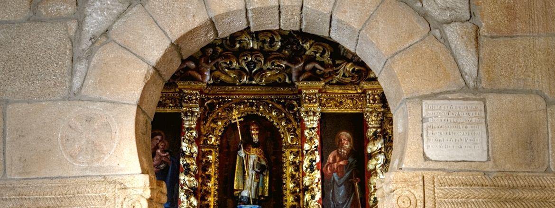 Capela São Pedro Balsemão