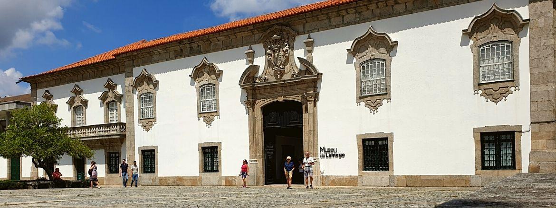 fachada Museu de Lamego